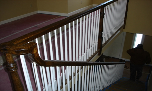 Stair Rail Systems with endless possibilities… Example 2