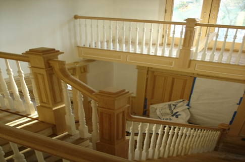 Stair Rail Systems with endless possibilities… Example 3