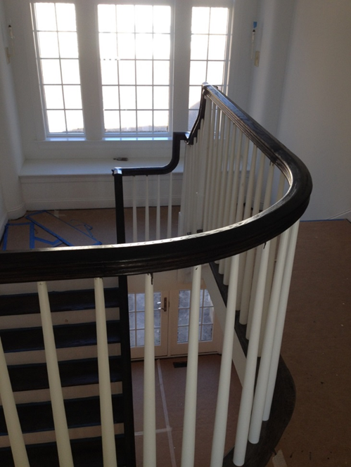 Stair Rail Systems with endless possibilities… Example 5
