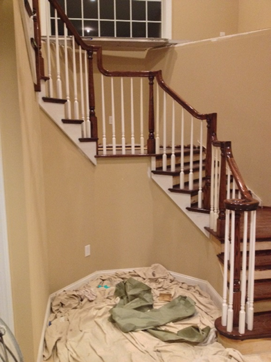 Stair Rail Systems with endless possibilities… Example 6